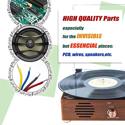 Buy Record Player-13 in 1 Turntable with Speakers Vinyl
