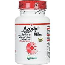 supplement Kesihatan azodyl vetoquinol buah pinggang bagi anjing & kucing, ct 90 - probiotik haiwan peliharaan kesejahteraan - membantu .
