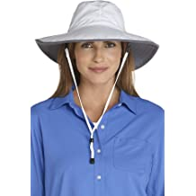 43e3edf0b582e Coolibar UPF 50+ Women  39 s Sun Catcher Shapeable Hat - Sun Protective